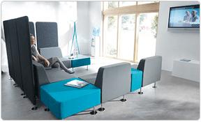 Lounge möbel für büro  Ihr Ladenbau Experte - moderne Ladeneinrichtungen vom Profi