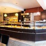 Bäckereieinrichtung komplett Ladenbau 02.