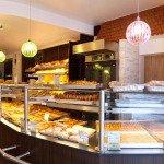 Bäckereieinrichtung komplett Ladenbau