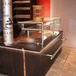 Bäckereitheke-Ladenbau