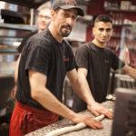 Gastronomieeinrichtung Pizzeria-Einrichtung P06