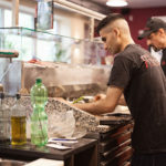Gastronomieeinrichtung Pizzeria-Einrichtung P08
