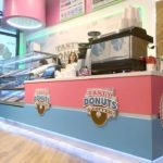 TastyDonut-Ladenbau Ladeneinrichtung Fast Food Junk Food