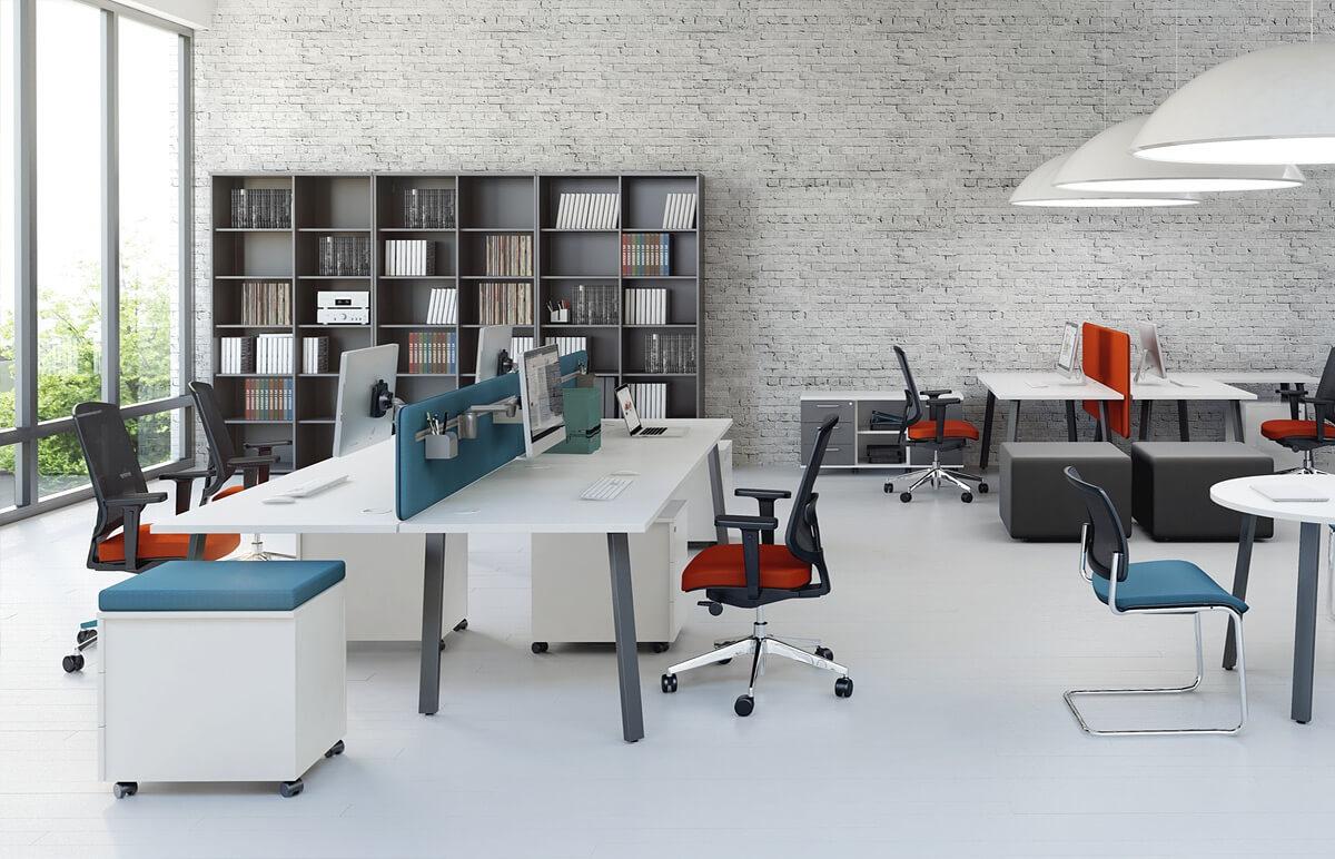 Gemütlich Büromöbel Modern Bilder - Die Designideen für Badezimmer ...