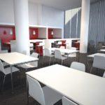 Kantinen Cafeteria Einrichtung Ladenbau 01