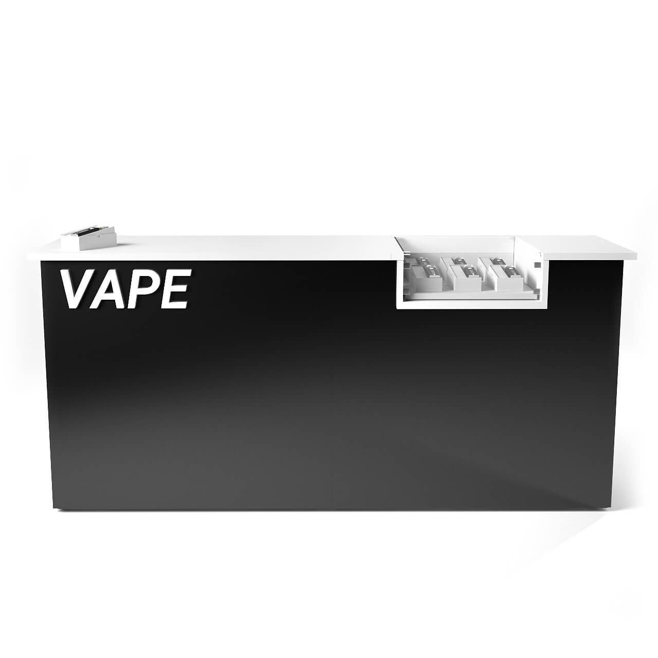 E-Zigaretten Theke