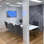 Kanzlei Büro Einrichtung Konferenzraum