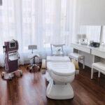 Kosmetik Einrichtung Behandlungsraum